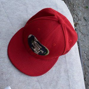 NewEra 49ers baseball fitted cap/7,1/4very